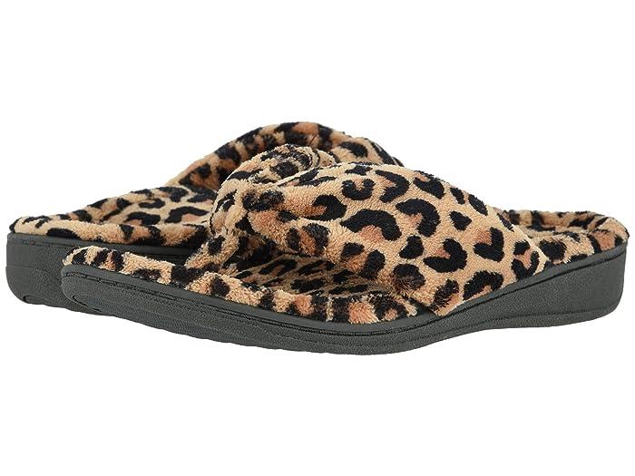 VIONIC  Gracie (Natural Leopard) Womens Shoes