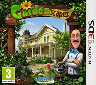 Third Party - Gardenscapes Occasion [ Nintendo 3DS ] - 8718274541748