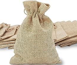 Best jute hessian gift bags Reviews