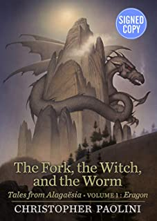 The Fork, the Witch, and the Worm - Signed / Autographed