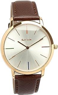 [Paul Smith]ポールスミス 腕時計 ウォッチ シンプル ビジネス レトロ クラシック メンズ P10053 [並行輸入品]