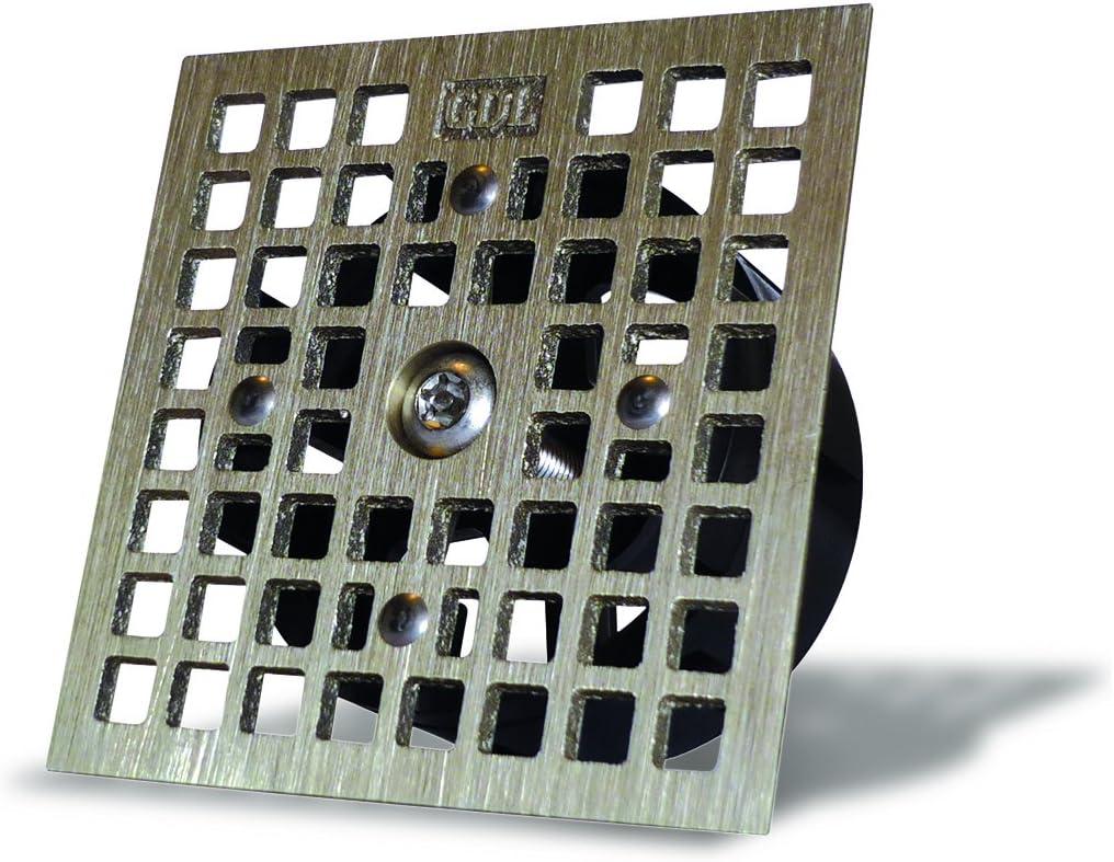 Guardian Drain Lock Square Floor Drain Lock   Zurn Style 9.9