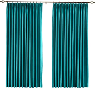 Best peacock blackout curtains Reviews