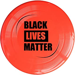 RCINC Black Lives Matter Outdoor Game Frisbee Game Room Yellow