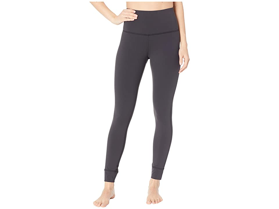 Reebok Lux High-Rise Tights (Black) Women