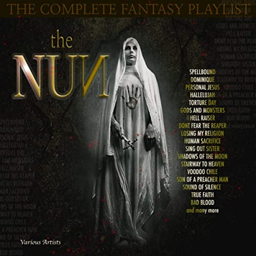 The Nun The Complete Fantasy Playlist By Various Artists On Amazon