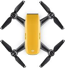 DJI Spark, Mini Drone, Sunrise Yellow