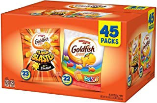 Pepperidge Farm Goldfish Variety Pack 45.9oz 45 ct.)