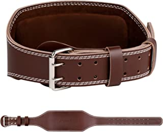 Best leather exercise belt Reviews