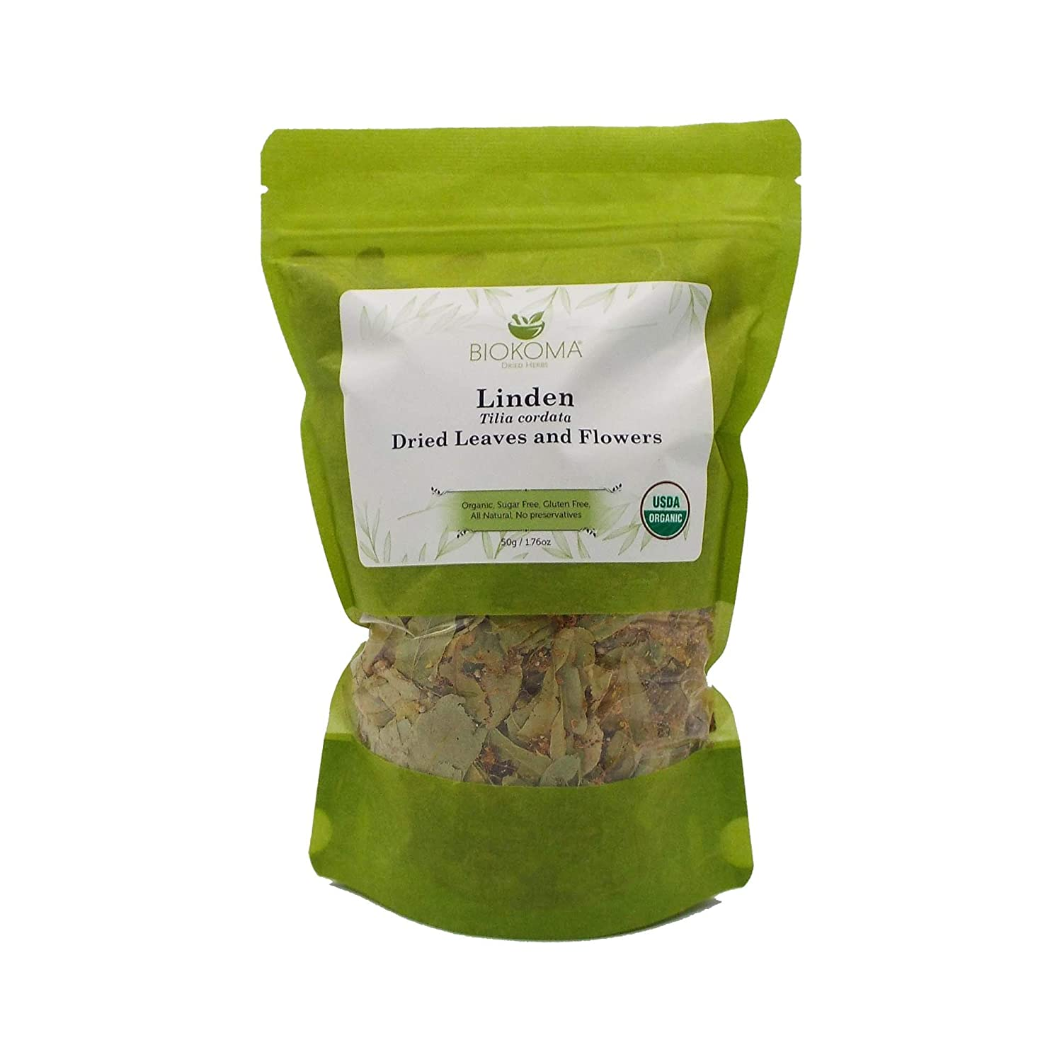 100% Pure and Organic Biokoma Flowers Dried He Leaves Louisville-Jefferson County Mall Linden Limited time for free shipping