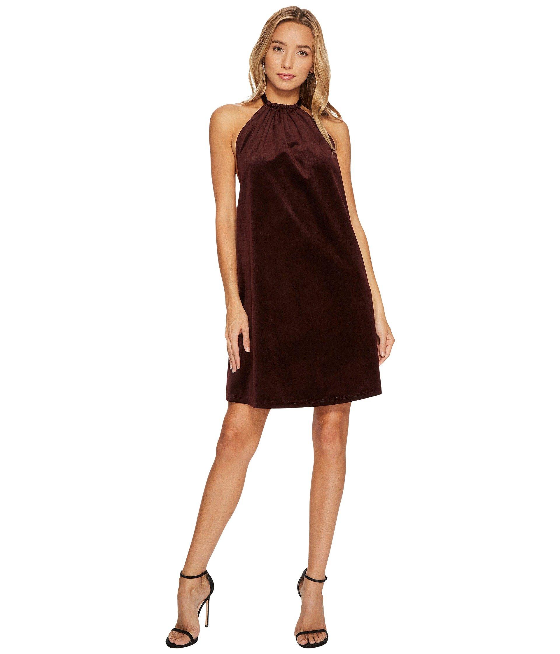 Talia Velvet Dress