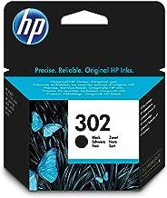 HP 302 F6U66AE cartouche d'encre noire authentique pour HP DeskJet 2130/3630 et HP OfficeJet 3830 Noir