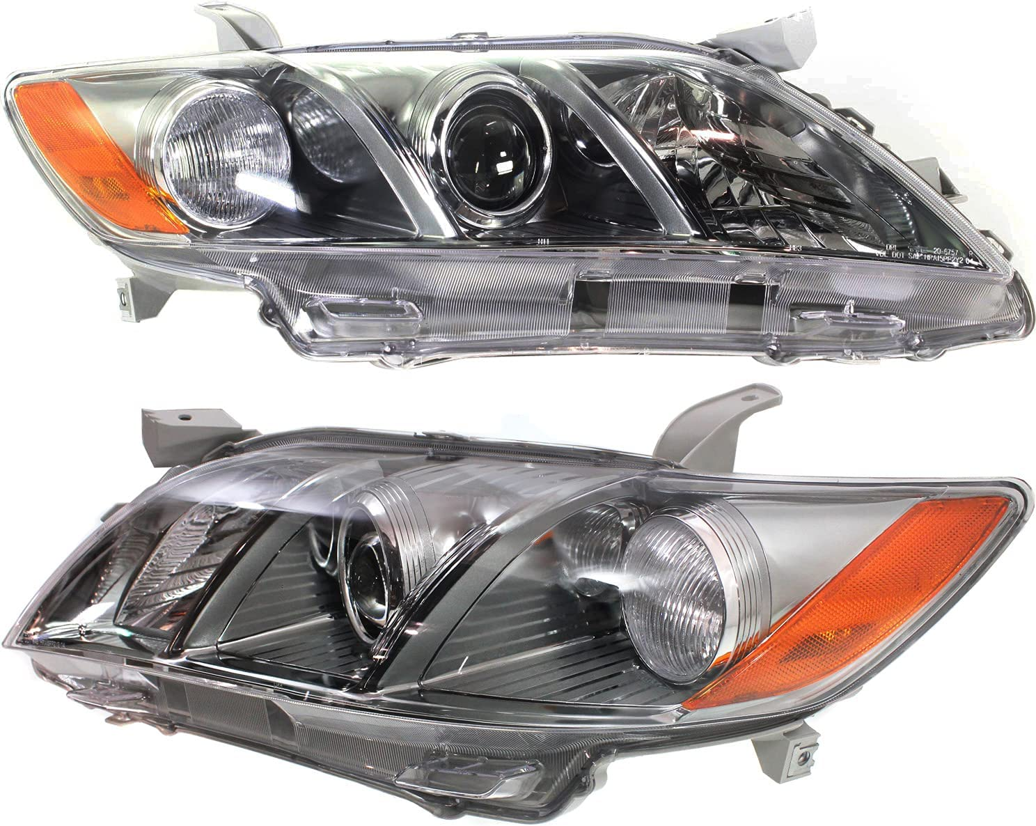 Garage-Pro Aftermarket Head lamp Compatible Toyot Popular overseas Milwaukee Mall 2007-2009 with
