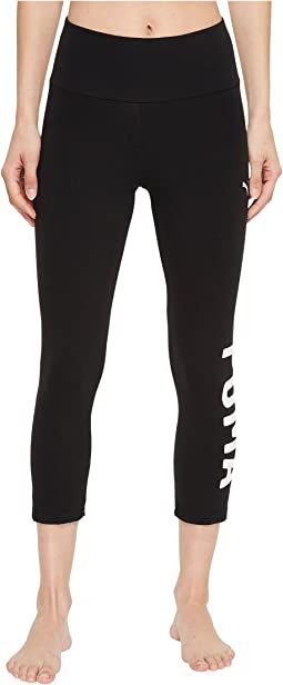 Athletic 3/4 Leggings
