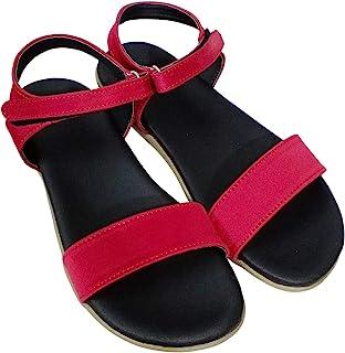 Saanvishubh Flat Sandal for girls and women