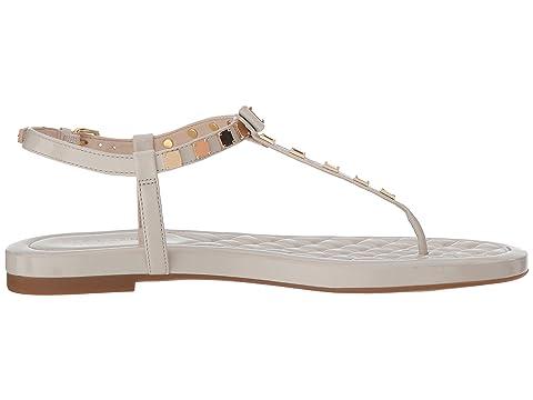 Haan Studded Stone Black PatentPumice Cole Mini Tali Patent Sandal Bow p46UdT