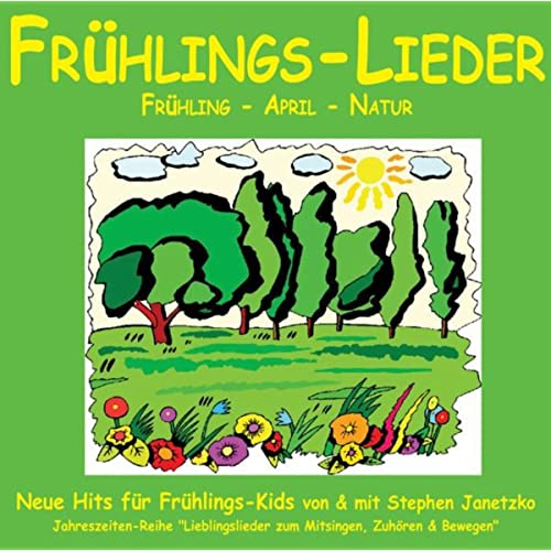 Frühlings Lieder Frühling April Natur Von Stephen Janetzko Bei