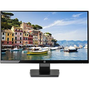 "HP 24w 1CA86AA - Monitor 24"" (Full HD, 1920 x 1080 pixeles, tiempo de respuesta de 5 ms, 1 x HDMI, 1 x VGA, 16:9), Color Negro"