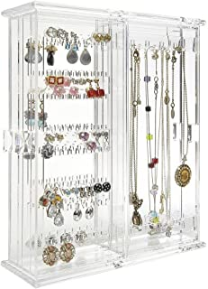 ARAD Earring Organizer, Necklace Holder, Jewelry Organizer, Bracelet Storage, Jewelry Holder, Jewelry Storage, Plastic Jewelry Hanger, Fine Jewelry Organization