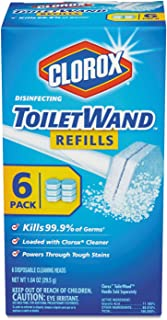 Clorox Disinfecting ToiletWand Refills CLO 14882CT