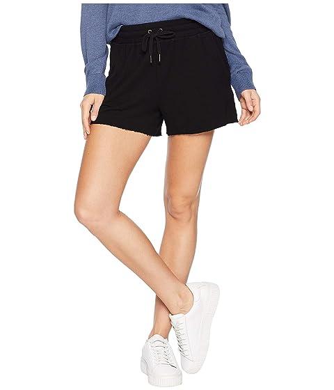 Dream Slub Relay Shorts, Black