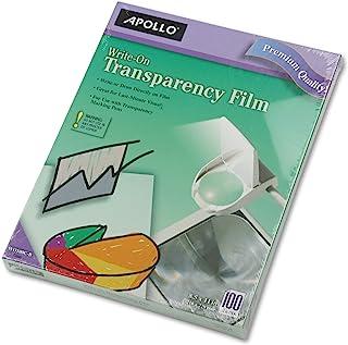APOWO100CB - Apollo Write-On Transparency Film