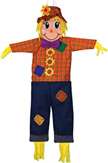 In the Breeze ITB-4274 Autumn Scarecrow Wind Friend 3D Windsock