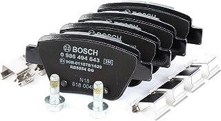 Bosch 986494643 Bremsbelag
