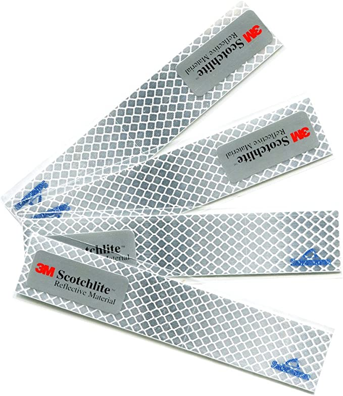 1296 opinioni per Salzmann Adesivi impermeabili catarifrangenti   Realizzati con materiale 3M