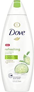 Dove go fresh Body Wash, Cucumber and Green Tea 12 oz