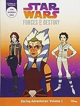 Star Wars Forces of Destiny Daring Adventures: Volume 2: (Jyn, Ahsoka, Leia)