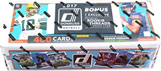 2017 Panini Donruss NFL Football Complete Factory Set - Mahomes, Trubisky Rookie Cards!!!