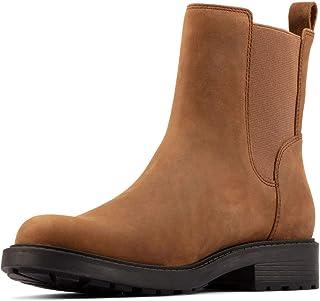 Clarks Orinoco 2 Top Black Leather