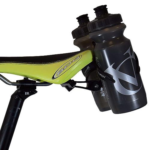 Mount+Cage+Bottle XLab AreoBar Bottle Set Torpedo Versa 500 Red