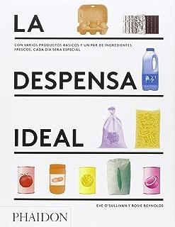 La Despensa Ideal (The Kitchen Shelf)(Spanish Edition)