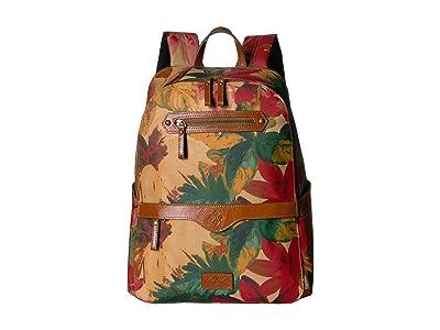Patricia Nash Karina Backpack (Spring Multi) Backpack Bags