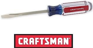 Craftsman Tools Slotted Screwdriver (1/4