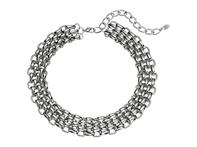 8 Other Reasons Vivid Choker (Silver) Necklace