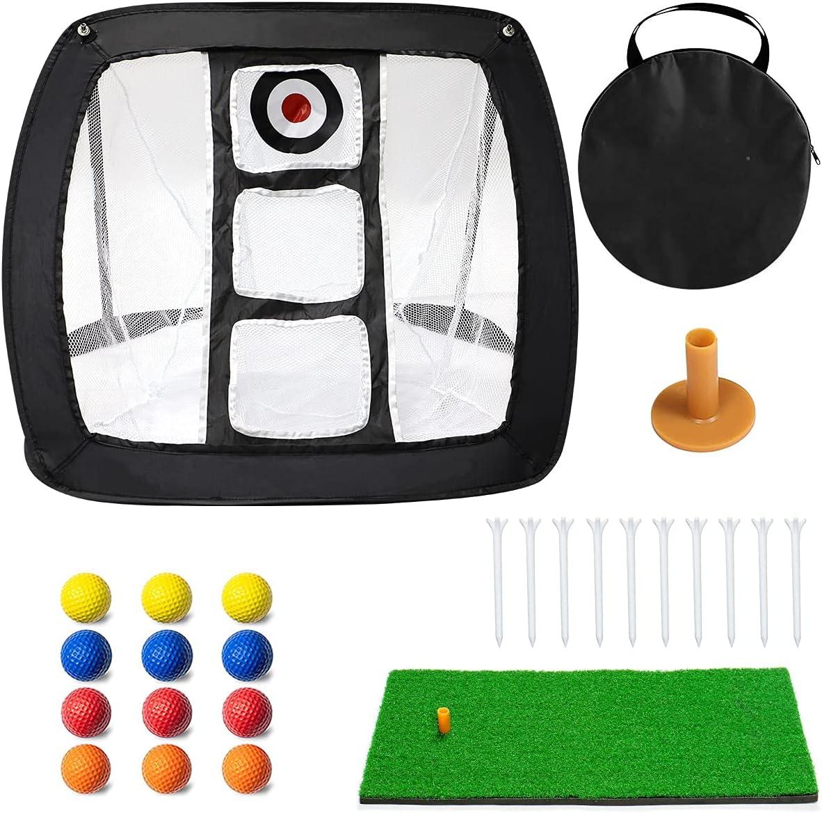 Save money Golf Chipping Net Indoor Target Golfing Outdoor Accessories Cheap sale