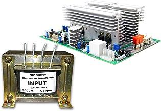 Nktronics 900va 600watt 12 Volt sinewave Inverter Board and Transformer Combo (Copper Transformer)
