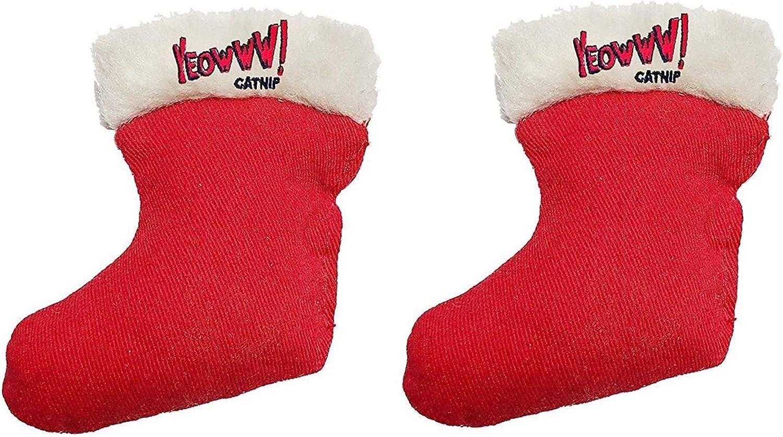 Yeowww Max 56% OFF Duckyworld Ranking TOP18 100% ORGANIC Flower Leaf Toy Chris Cat Catnip