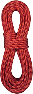 product image for BlueWater Ropes 10.5mm Accelerator Standard Dynamic Single Rope (Red/Black, 60M)