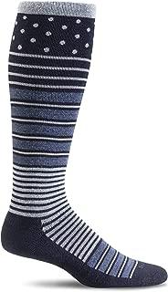 Sockwell Women's Twister Firm Graduated Compression Sock
