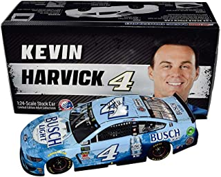 kevin harvick autographed diecast cars