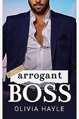 Arrogant Boss (English Edition) Format Kindle