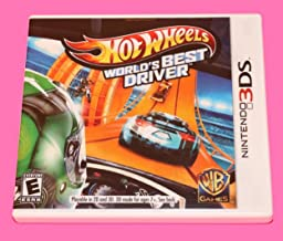 Hot Wheels Best Driver 3DS