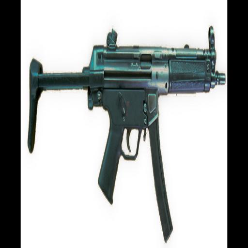 GUN SOUNDS MP5 SMG 9MM