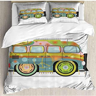 Best campervan print bedding Reviews