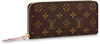 Louis Vuitton Clemence Wallet Monogram Canvas