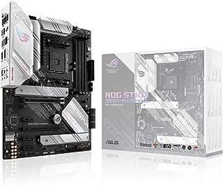 ASUS ROG STRIX B550-A GAMING AMD B550 Ryzen AM4 Gaming ATX moederbord met PCIe® 4.0, teamprestatieniveaus, 2,5 GB Etherne...